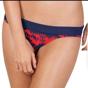 🆕️VOLCOM FLIP THE BIRD BANDED FULL BIKINI BOTTOMS